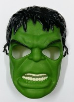 AS Action Figures AS Hulk Mask