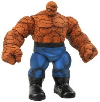 Diamond Select Marvel Select: Thing Action Figure (Multicolor)