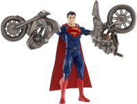 Superman Man of Steel Split Cycle: Action Figure