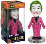 Funko Action Figures Funko Dc Comics:1966 The Joker Wacky Wobbler Bobble Head