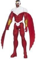 Marvel Avengers Titan Hero Series Marvels Falcon Figure - 12 Inch (Multicolor)