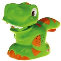 Fisherpirce Animals Lights And Sounds - Trex (Green)