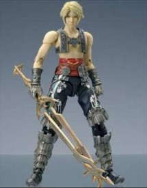 Square Enix Final Fantasy Xii Play Arts [Vaan] (Pvc )