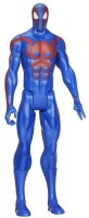 Spider-Man Marvel Ultimate Spider-Man Titan Hero Series Spider-Man 2099 Figure - 12 Inch (Multicolor)