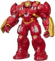 Avengers Marvel Avengers Titan Hero Tech Interactive Hulk Buster 12 Inch Figure (Multicolor)