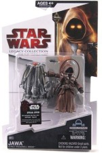 Star Wars Action Figures Star Wars Jawa & Wed Treadwell Droid BD#04 Legacy Collection Action Figure