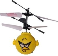 Popular Flying Angry Bird With USB Charging For Kids (Multicolor)