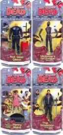 Walking Dead Mcfarlanethe Comic Series 2Set Of 4