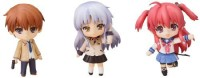 Good Smile Angel Beat Nendoroid Petit Series 2 Set Of 3 (Tenshi (Multicolor)