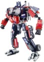 KRE-O Transformers - Optimus With Twin Cycles - Red, Blue
