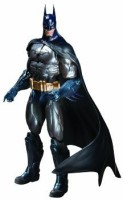 DC Comics Direct Batman: Arkham Asylum Series 2: Batman (Armored) Action Figure (Multicolor)