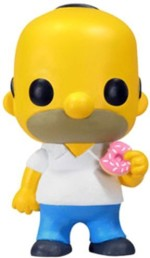 FunKo Action Figures FunKo Homer Pop