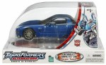 Hasbro Action Figures Hasbro Transformers Alternators Corvette Autobot Tracks