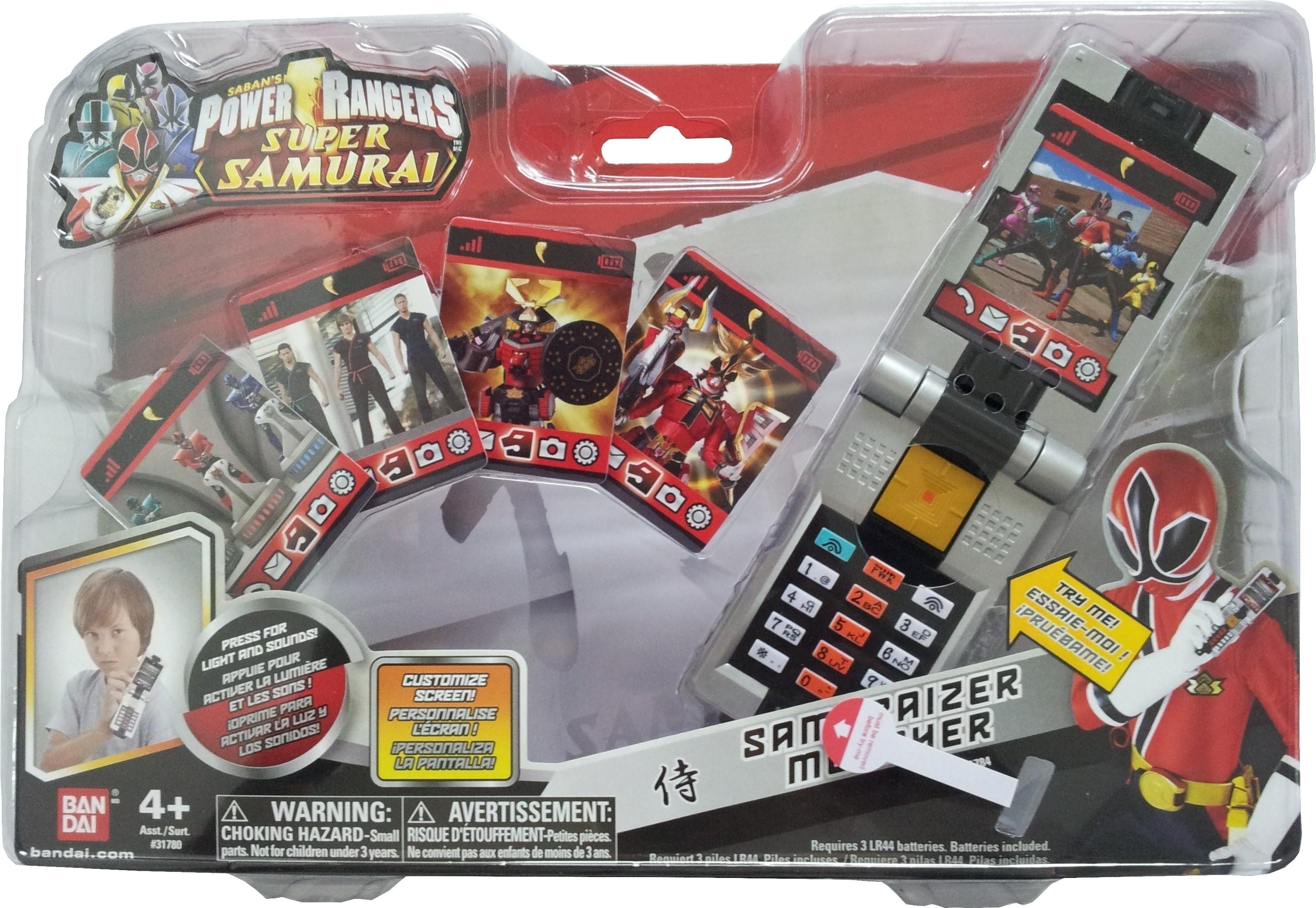 Power Rangers Samuraizer Morpher - Samuraizer Morpher ...