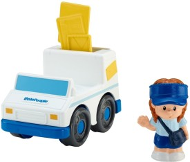 Fisher-Price Little People Mail Truck