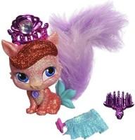 Disney Princess Palace Pets Glitzy Glitter, Ariel's Kitty Treasure (Multicolor)