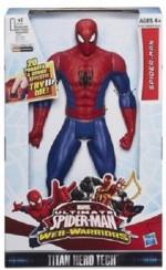 Hasbro Action Figures Hasbro Titan Hero Tech Spider Man