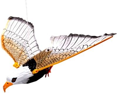 SJ Action Figures SJ FLY EAGLE BIRD STRING TO HANG Gift Battery Operated Toy