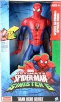 FunSkool Avengers Titan Hero Series - Spiderman Vs Sinister (Multicolor)