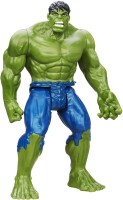 Funskool Avengers Titan Hero Hulk (Multicolor)