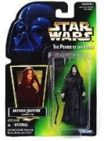 Star Wars Action Figure Power Of The Force - Emperor Palpatine With Walking Stick (Multicolor)
