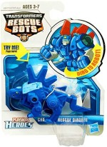 Transformers Action Figures Transformers Playskool Rescue Bots Chase The Rescue Dinobot