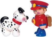 Tolo Postman & Puppy (Multicolor)