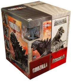 WizKids Godzilla 24Count Gravity Feed Display (Contains 24 Random