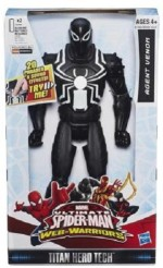 Hasbro Action Figures Hasbro Titan Hero Tech Agent Venom