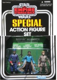 Star Wars 2010 Vintage Collection Exclusive Bespin Alliance Set