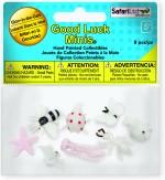 Safari Ltd Action Figures Safari Ltd Gl Minis Glow in the dark Fun Pack