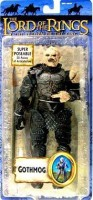 Toybiz Lord Of The Rings Return Of The King Collectors Series Action Figure Gothmog (Multicolor)