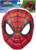 Funskool Spider Man Spider Man Hero Mask Action Figure (Multicolor)