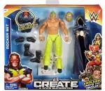 Mattel Action Figures Mattel Create a WWE Superstar Kane Rocker Pack