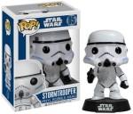 Star Wars Action Figures Star Wars Stormtrooper Funko Pop X Vinyl Bobblehead W/ Stand