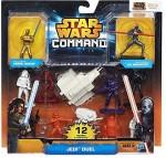 Star Wars Action Figures Star Wars Rebels Jedi Duel Set