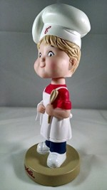 Campbell Action Figures Campbell Kids Bobble Head Nodder Doll