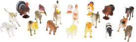Neo Gold leaf Farm Animals
