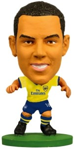 Soccerstarz Action Figures Soccerstarz Arsenal Theo Walcott Away Kit