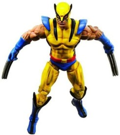 Hasbro Marvel Universe 3 3/4 Inch Series 13 Wolverine First