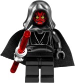 Lego Action Figures Lego Star Wars Darth Maul Minifigure With Dual Lightsaber