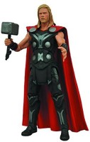 Diamond Select Toys Marvel : Avengers Age Of Ultron Movie: Thor Action Figure (Multicolor)