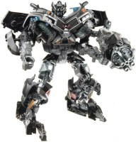 Takara Tomy Transformers - Dark Of The Moon - DA03 Mechtech Trailer - Optimus Prime Action Figure (Multicolor)