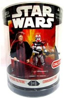 Star Wars Year 2006 Exclusive Order 66 Canister Series 1 (1 Of 6) 2 (Multicolor)