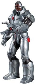 DC Comics Action Figures DC Comics Collectibles Justice League Cyborg