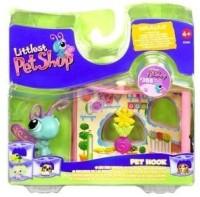 Hasbro Littlest Pet Shop Pet Nook - Butterfly In Flower Shop (Multicolor)