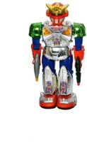 Cp Bigbasket Fighter Robo Toy For Kids (Multicolor)