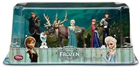 Disney Frozen Play Set 6 Pcs New
