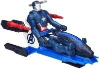 Avengers Avn Aou Titan Hero Vehicle Iron Man (Multicolor)