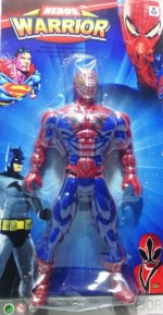 Shop & Shoppee Action Figures Shop & Shoppee Spiderman Action Figure